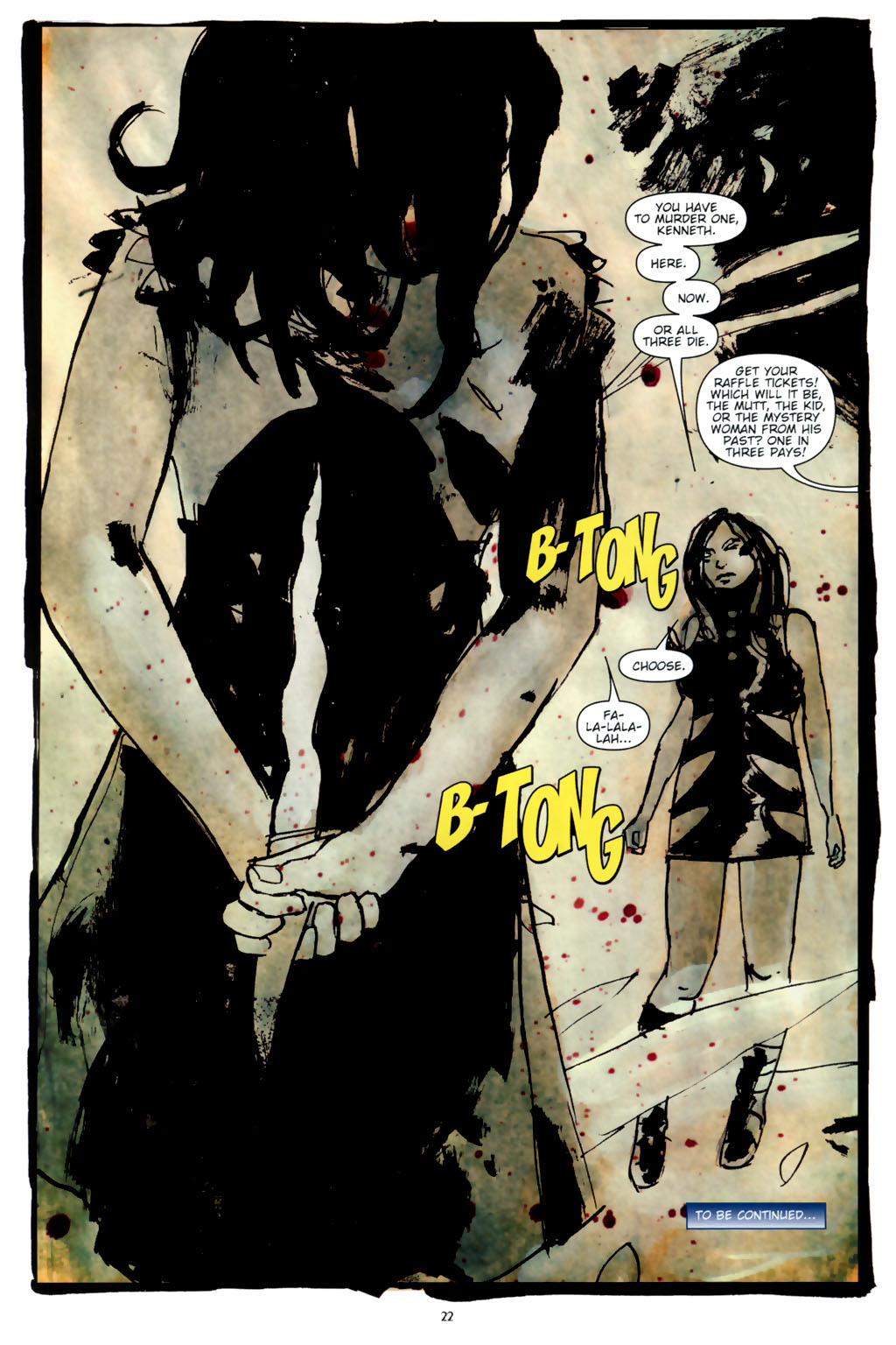 Read online Silent Hill: Dead/Alive comic -  Issue #3 - 24