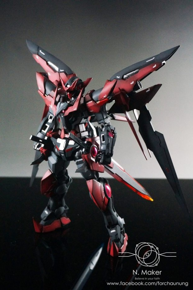 gundam exia dark matter custom - photo #8