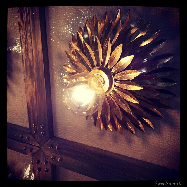 wall mounted light fixture from living lighting on King