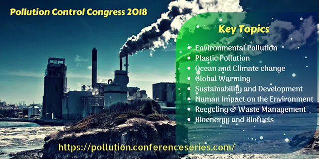 2nd Annual Congress on Environmental Pollution and Health Hazards