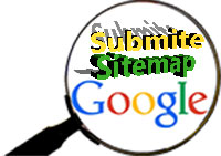 Submite sitemap google