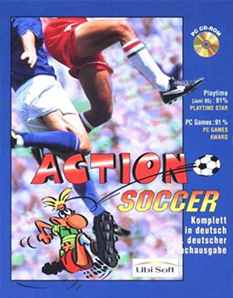 Action Soccer 1995 PC Game