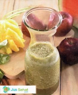 Jus untuk diet detox