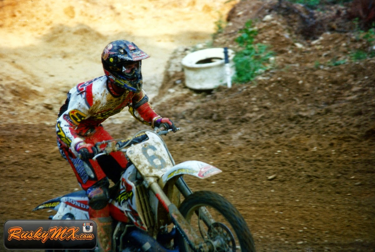Larry Ward Budds Creek 1996