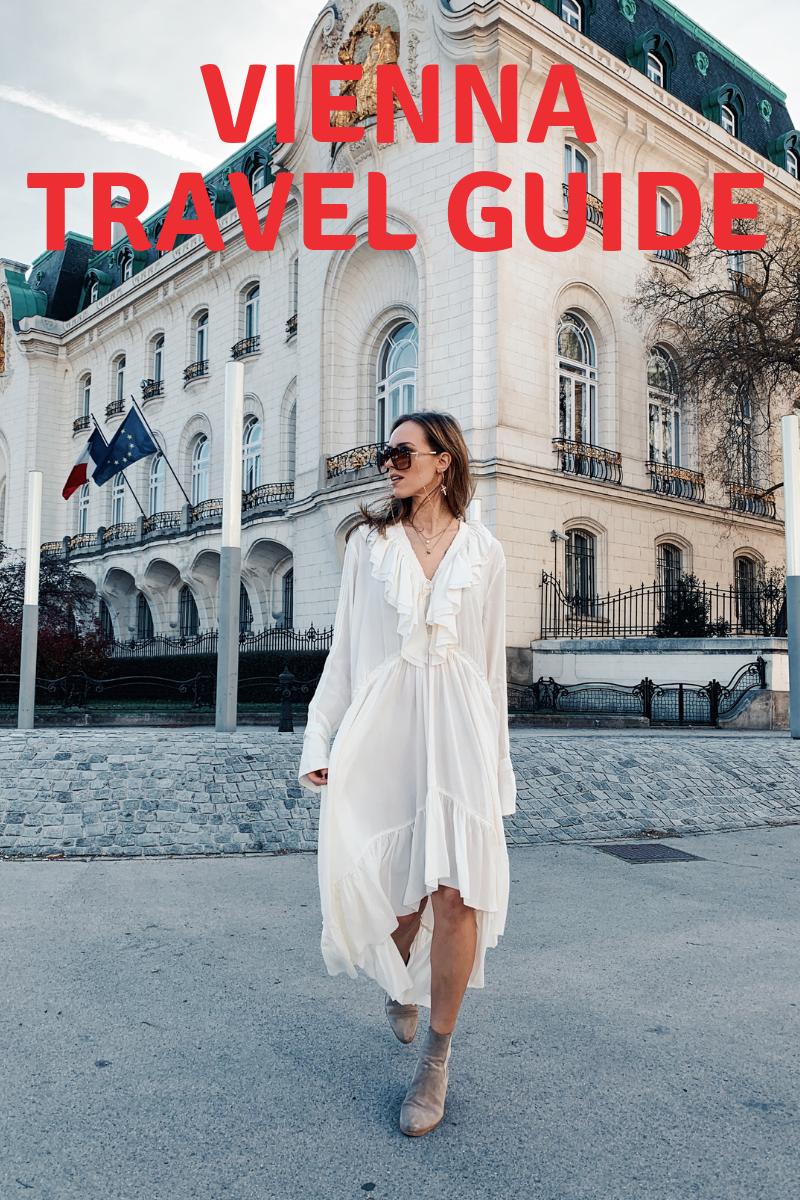 Vienna Travel Guide Weekend Itinerary Kristjaana