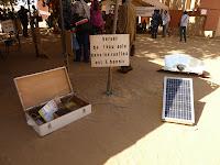 Jokko solar suitcase