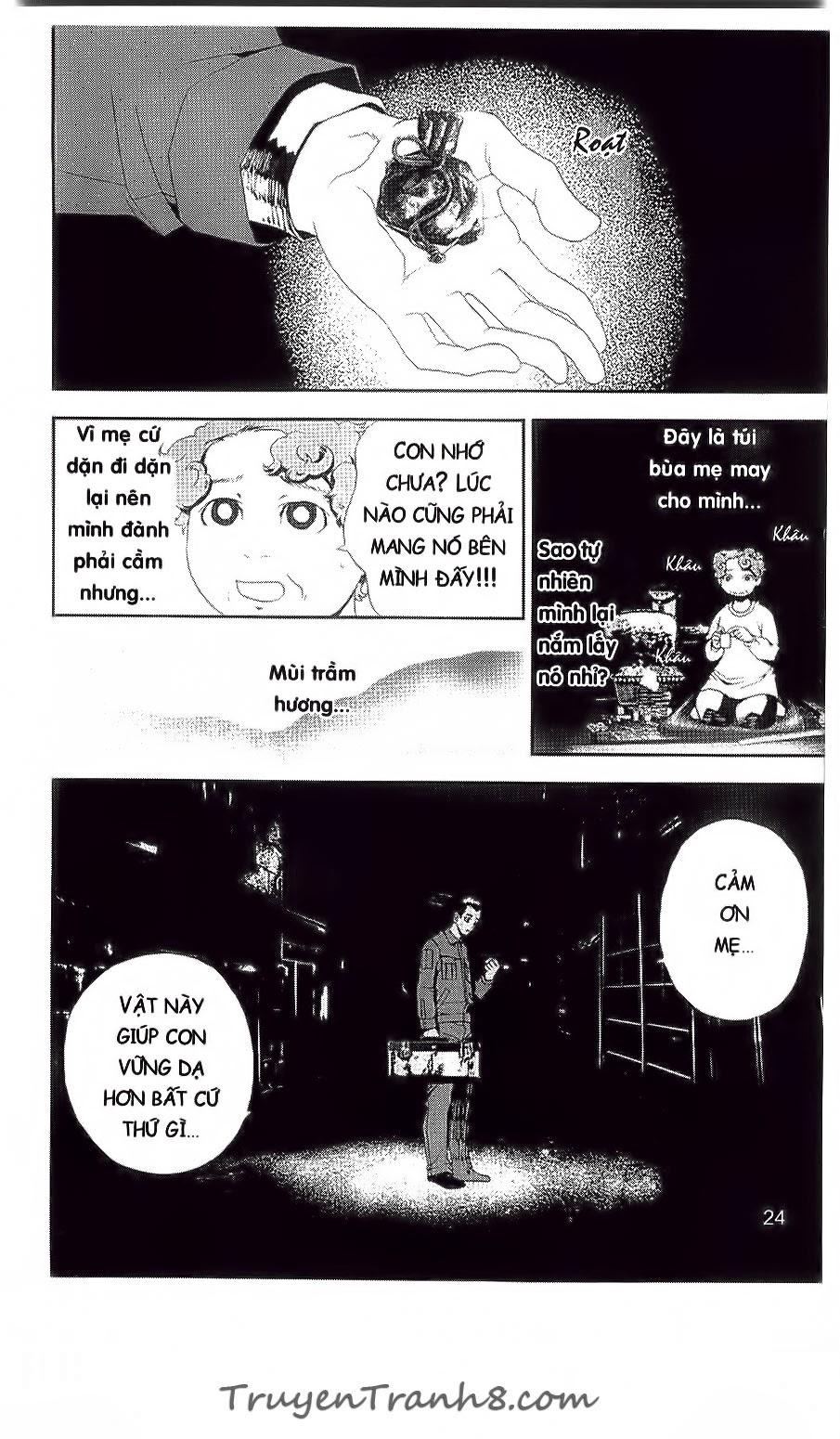 Shiki chapter 27 trang 24