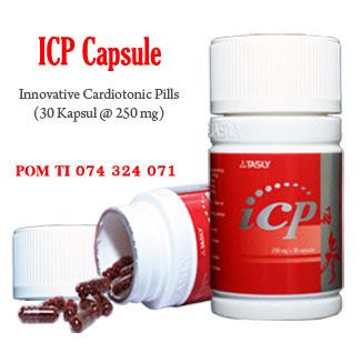 Beli Obat Jantung Koroner Tasly ICP Capsule di Tangerang