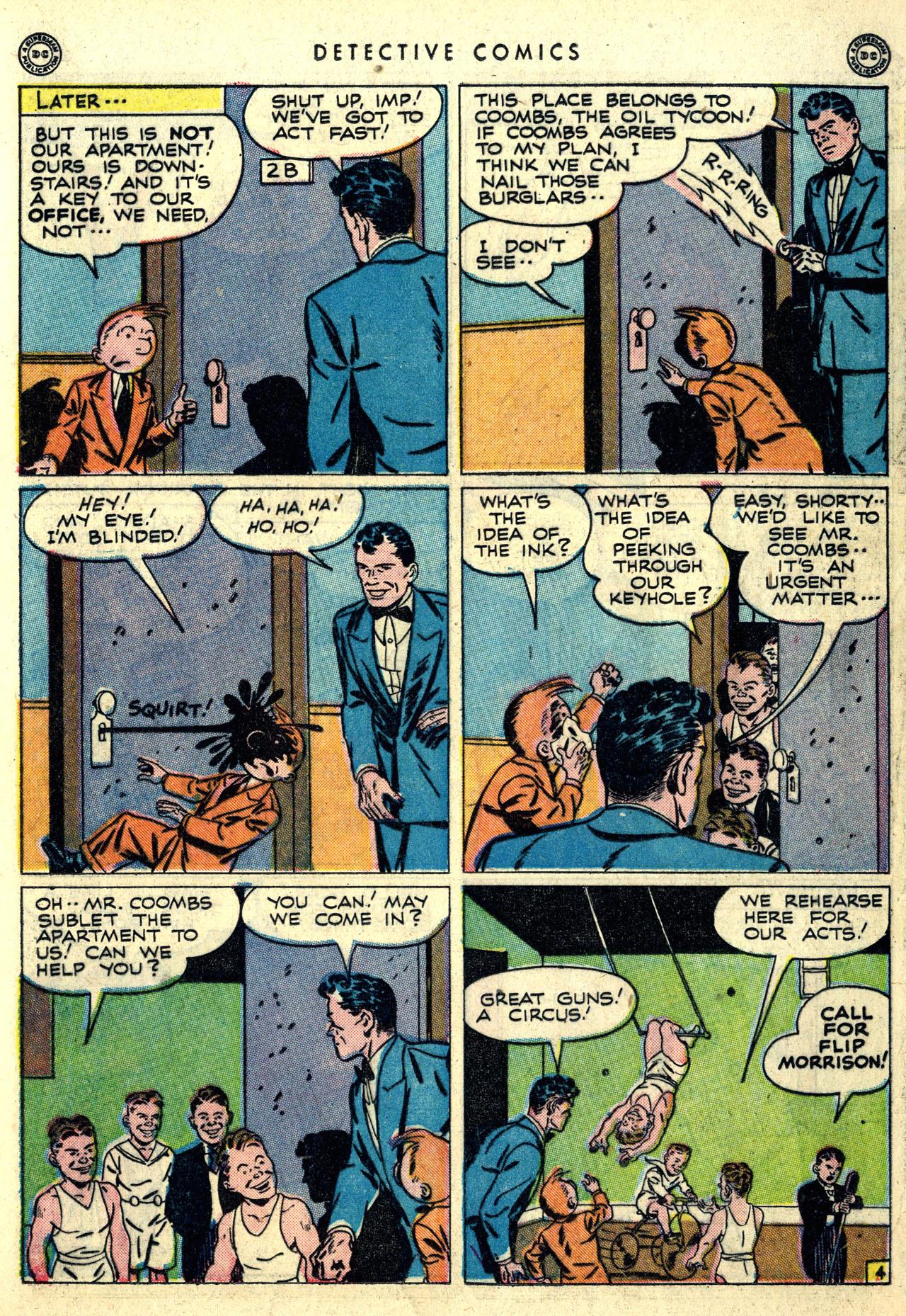 Read online Detective Comics (1937) comic -  Issue #121 - 19
