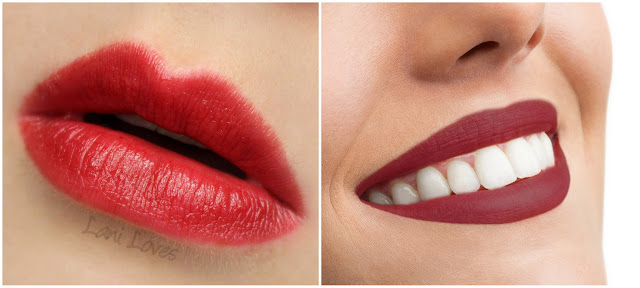 Living Nature Pure Passion Lipstick Swatches & Review