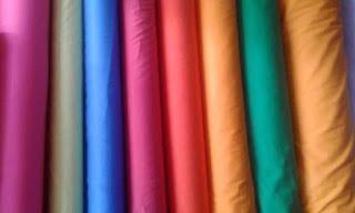 Kain katun adalah kain yang sesui dalam pembuatan kemeja