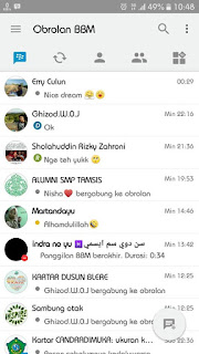 BBM IOS Iphone Light v12 v3.1.0.13 UNCLONE
