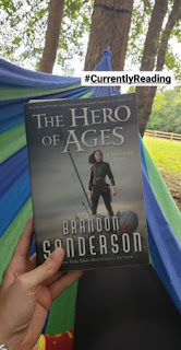The Hero of Ages by Brandon Sanderson #CurrentlyReading