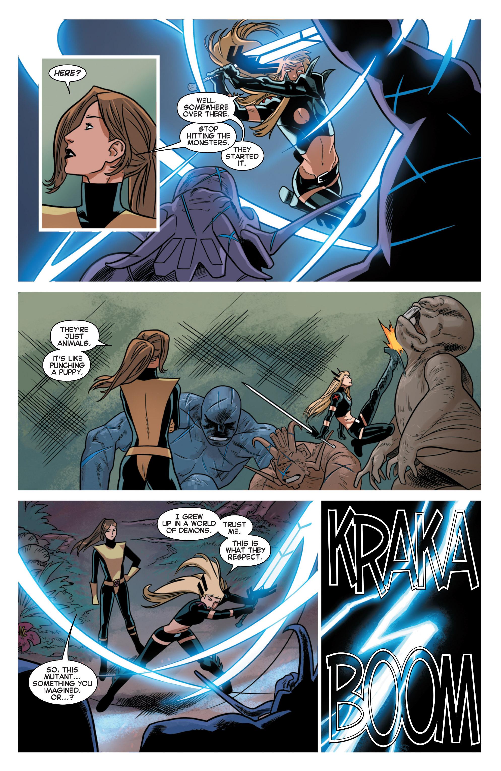 Read online Uncanny X-Men (2013) comic -  Issue #33 - 8