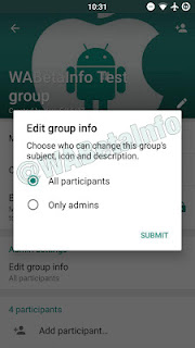 admin super power for group subject modification
