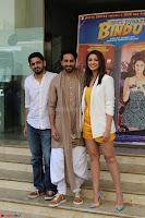 Parineeti Chopra with Ayushmann Khurrana at the Launch of Trailer of Meri Pyaari Bindu 040.JPG