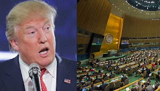 JERUSALEM: United Nation Votes 128 Against 9 To Oppose US Decision