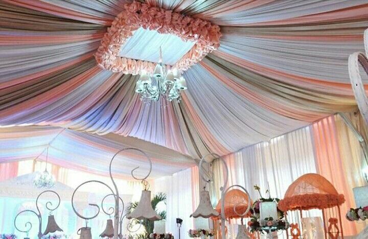 Sewa Tenda Dekorasi VIP 4