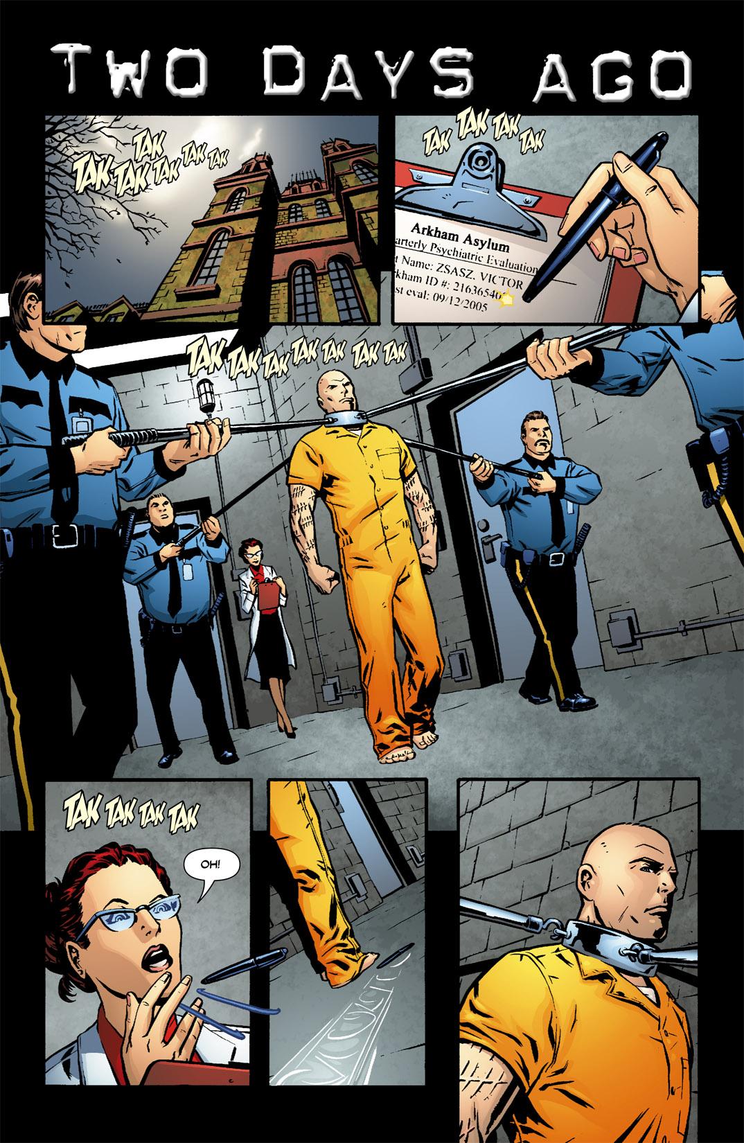 Detective Comics (1937) 815 Page 3