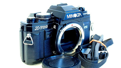 Minolta X-700 (Black) Body #249