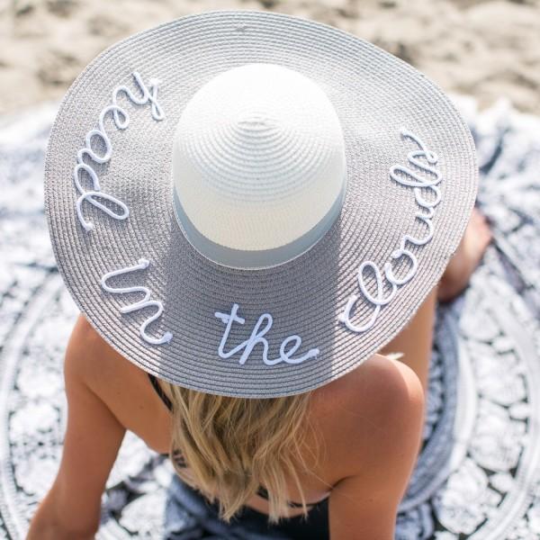 Faça você mesma -Chapéus Personalizados que estão na cabeça das Mulheres  neste Verão bc473cab9a1