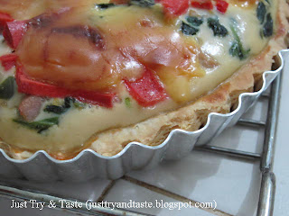 Resep Homemade Kulit Pastry (Puff Pastry) JTT