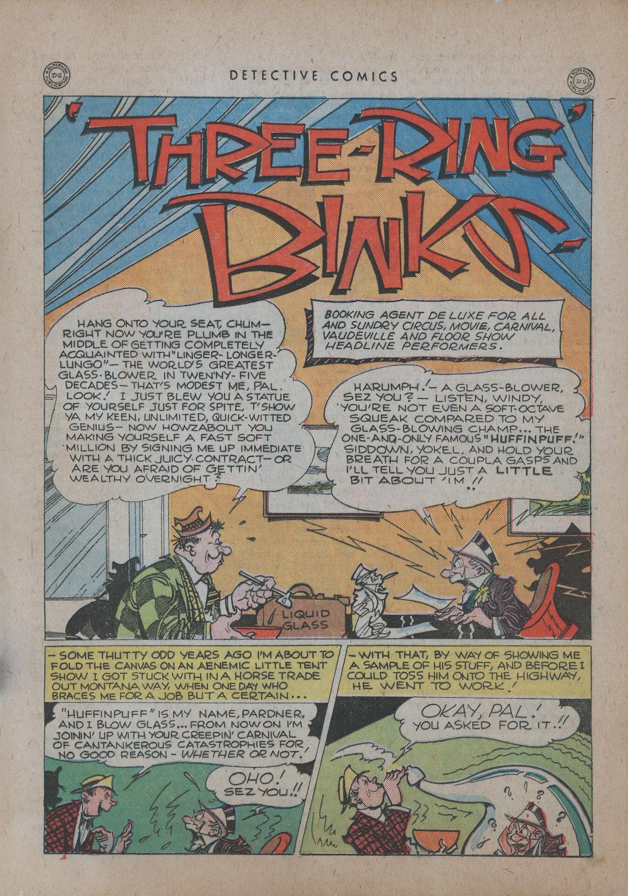 Read online Detective Comics (1937) comic -  Issue #101 - 35