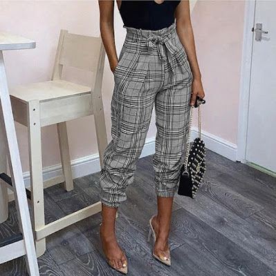 TrendySuper.com. Casual Wide Leg Pants