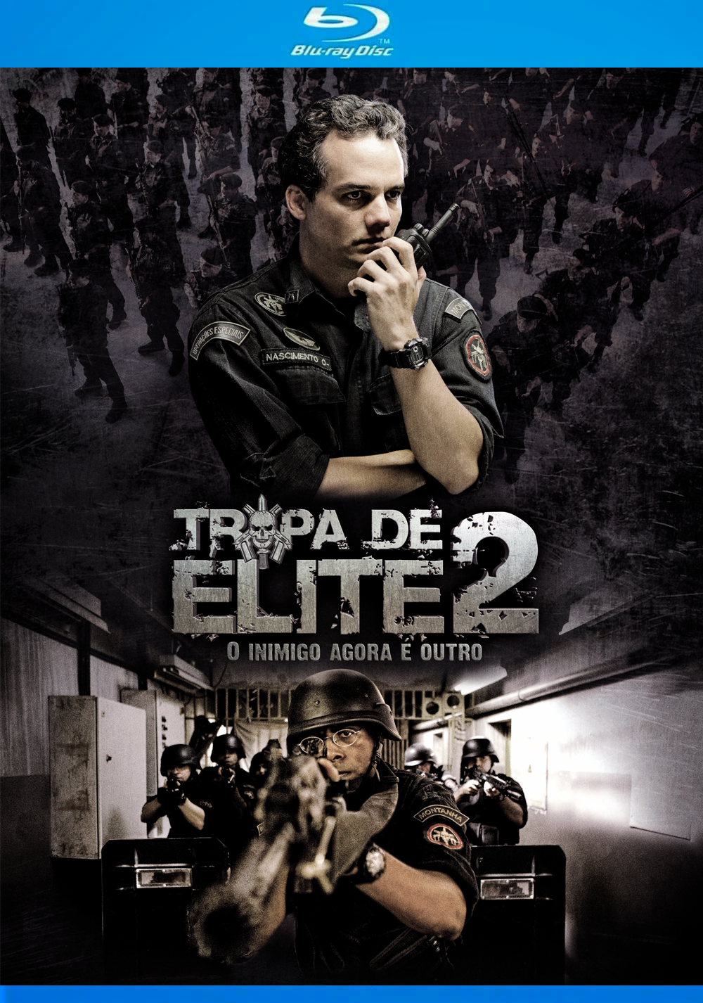 Download Tropa de Elite 2: O Inimigo agora é outro (2010) - Dublado MKV 720p BDRip MEGA
