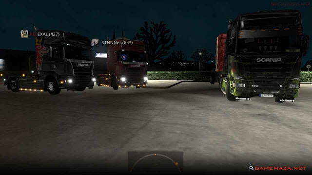 Euro Truck Simulator 2 Vive La France Gameplay Screenshot 1