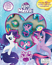 My Little Pony MLP The Movie: Stuck on Stories Books