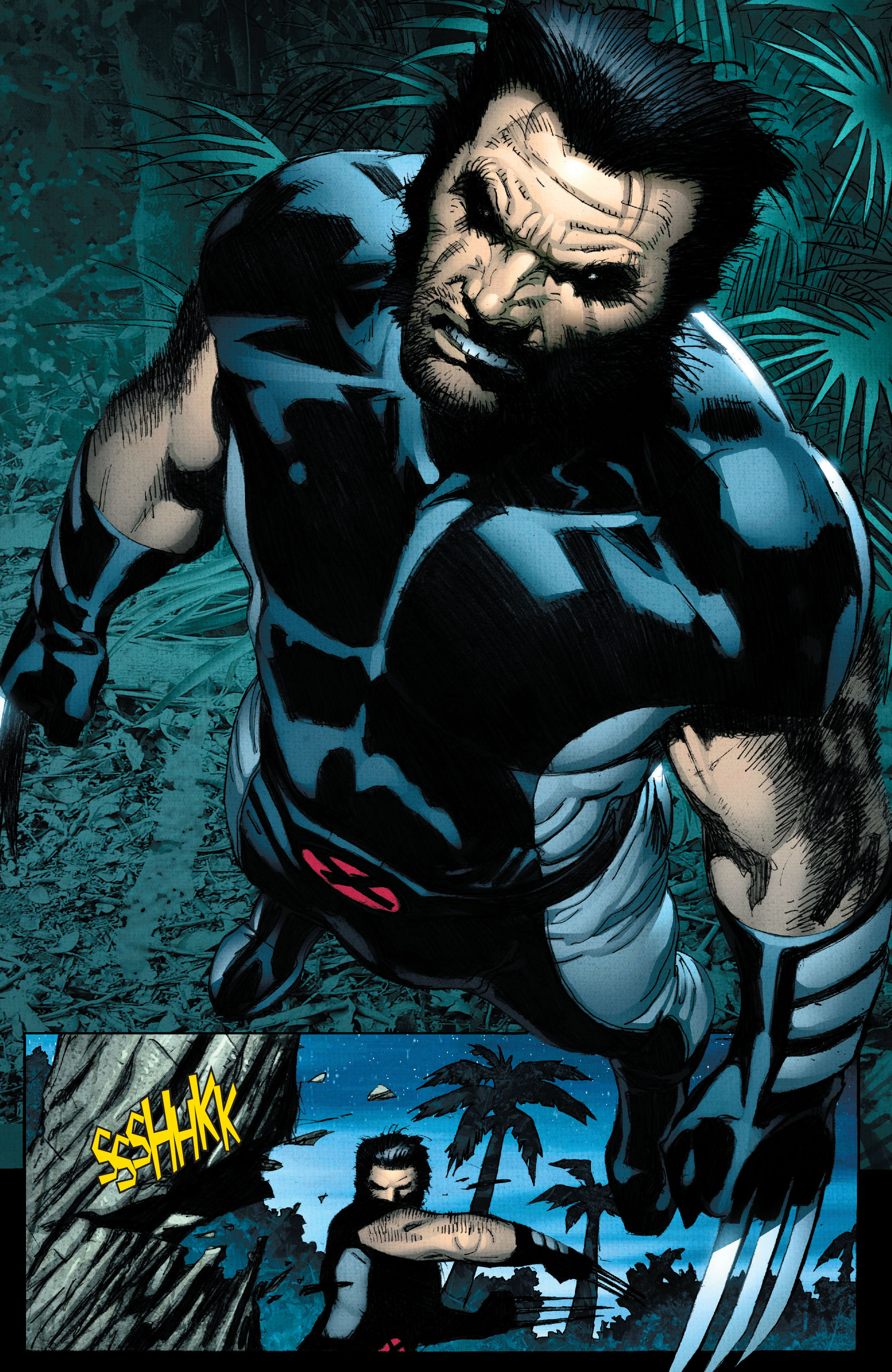 Read online Wolverine: Weapon X comic -  Issue #2 - 12