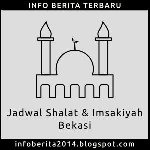 Jadwal Shalat dan Imsakiyah Bekasi