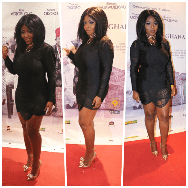 Nigerian-born Ghanaian actress, Yvonne Okoro has explained why most celebrities are still single.