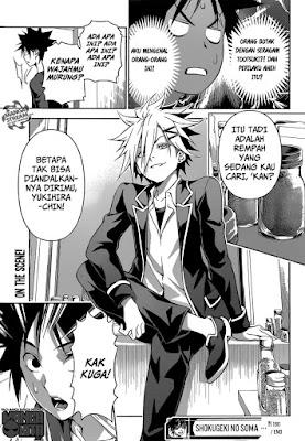 Baca Manga Komik Shokugeki no Souma Chapter 181 Bahasa Indonesia