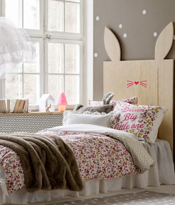 cabeceros cama niños habtaciones homepersonalshopper