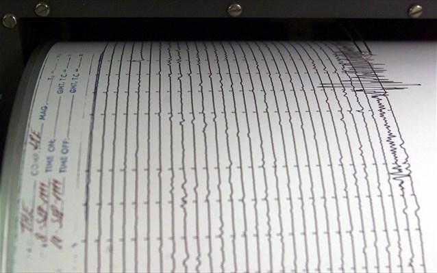 Σεισμός 4,1 Ρίχτερ βορειοανατολικά της Αλοννήσου