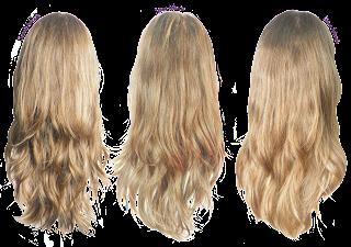 Resultado Máscara Alisante Seu Liso Maroto Linha Crush Soft Hair - Antes e Depois