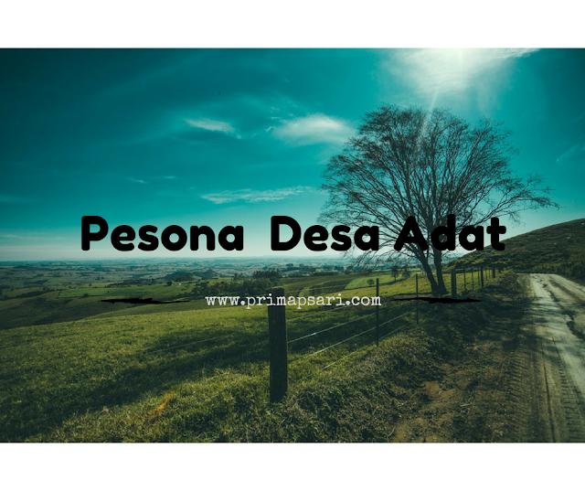 desa adat Indonesia