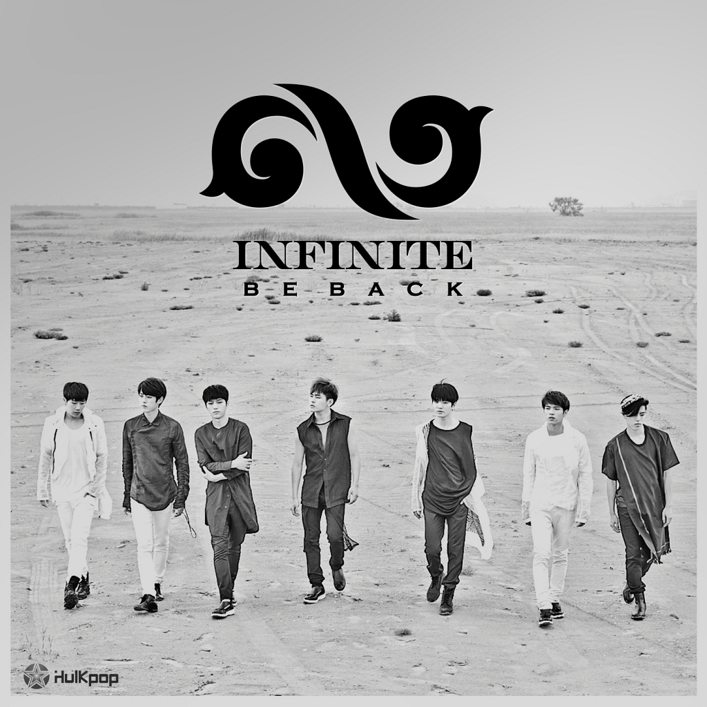 INFINITE – Be Back (Repackage) (FLAC + ITUNES PLUS AAC M4A)