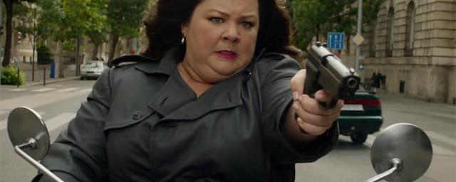 """""""Agentka"""" (2015), reż. Paul Feig. Recenzja filmu."""