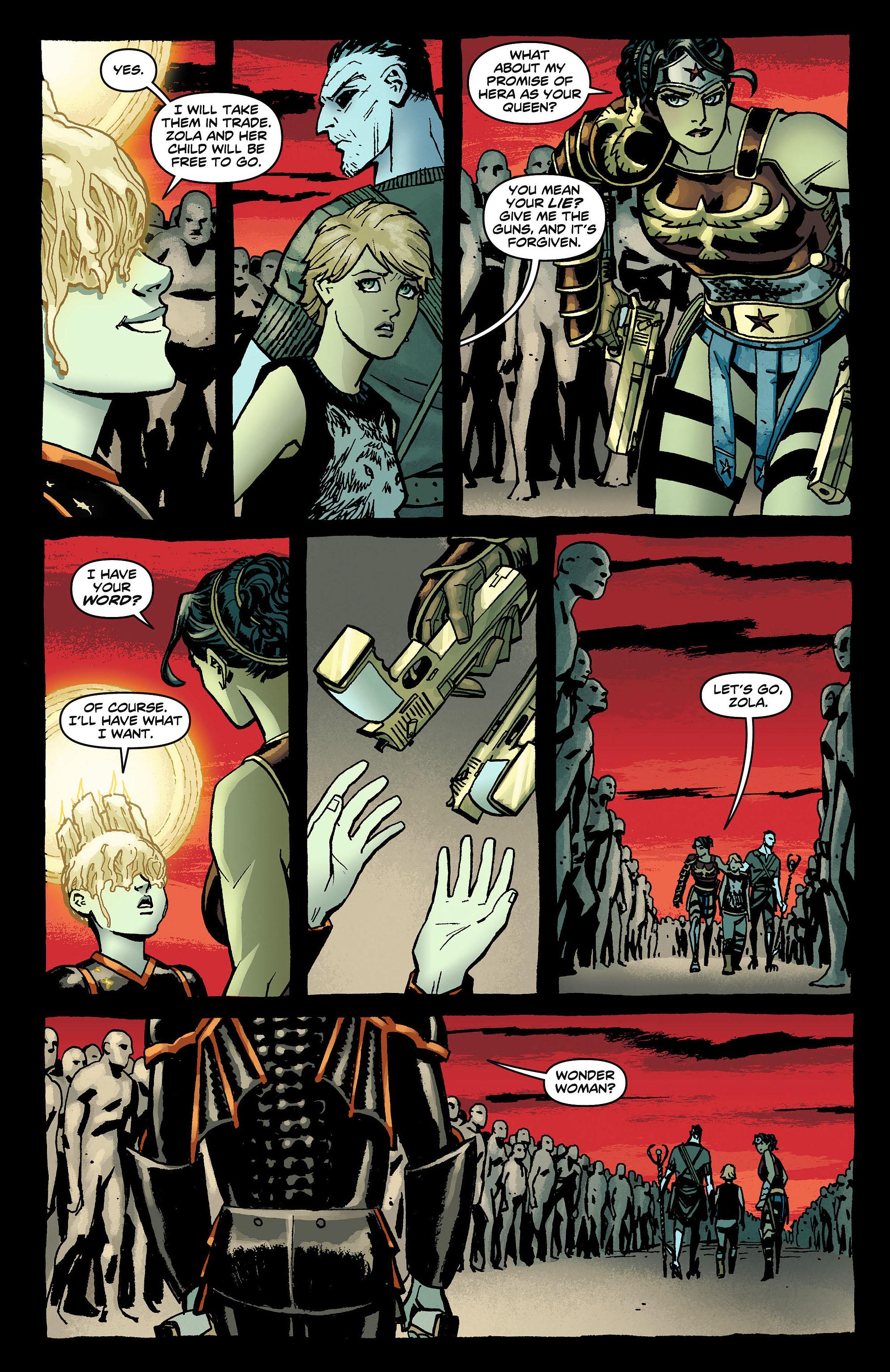 Read online Wonder Woman (2011) comic -  Issue #8 - 20