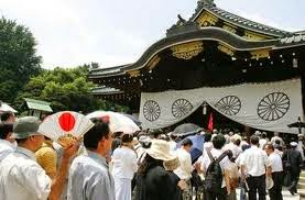 More than 60 Japanese MPs visit controversial Yasukuni shrine