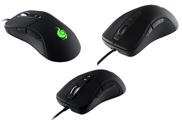 CM Storm Alcor, Gaming Mouse Berdesain Nyaman Dengan Sensor Akurat