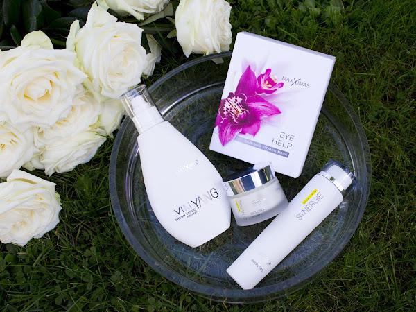 Deynique Cosmetics Meine 4 Pflegelieblinge für schöne Gesichtshaut
