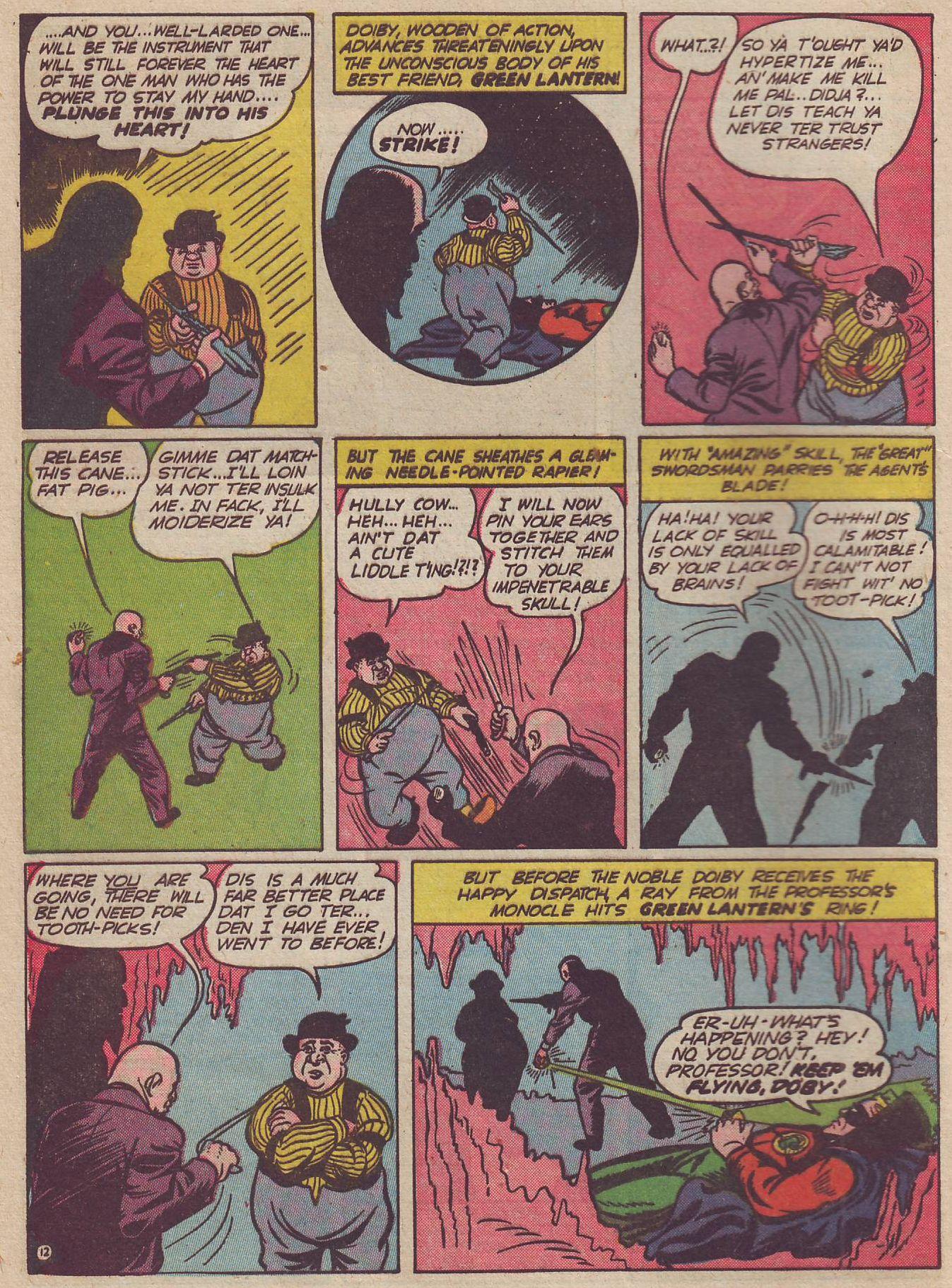 Read online All-American Comics (1939) comic -  Issue #37 - 14