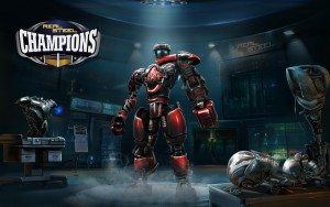 Real Steel Champions MOD APK 1.0.235
