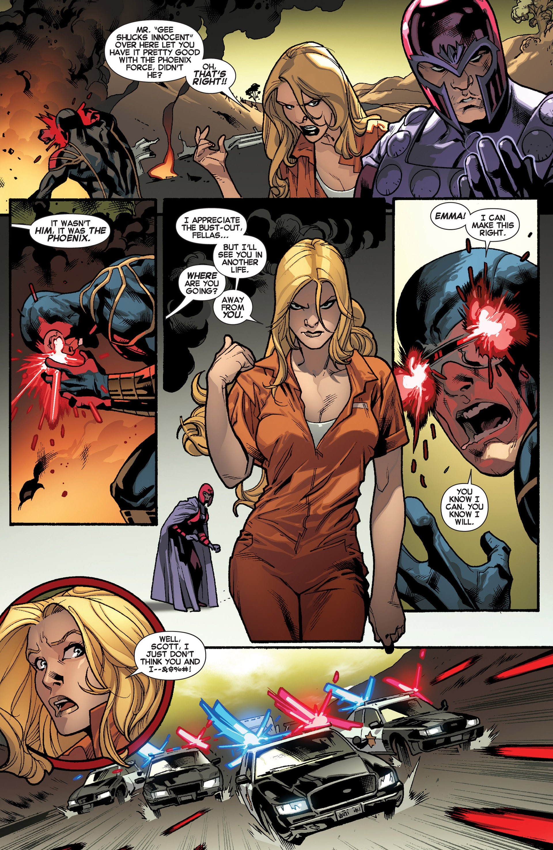 Read online All-New X-Men (2013) comic -  Issue #3 - 11