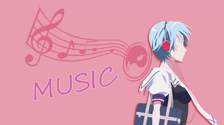 2 anime romance dengan tema musik