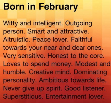 February Birthday Horoscope Astrology (In Pictures ...